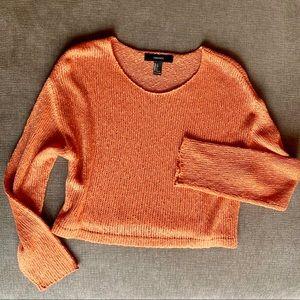 Lightweight Peach Sweater